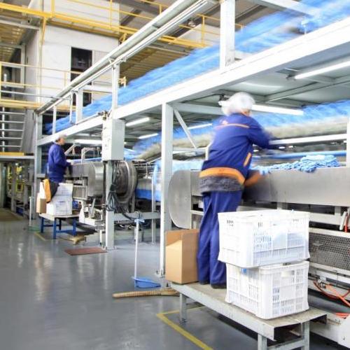 productie sector